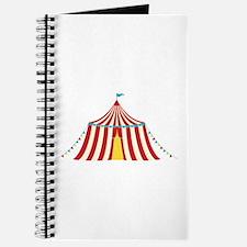 Circus Tent Journal