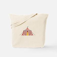 Circus Tent Tote Bag
