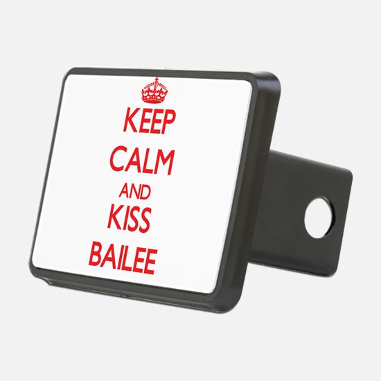 Keep Calm and Kiss Bailee Hitch Cover