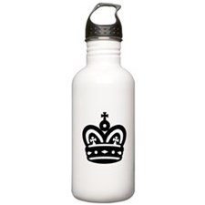 King Chess Piece Water Bottle