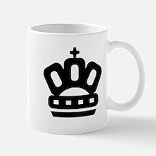 King Chess Piece Mugs