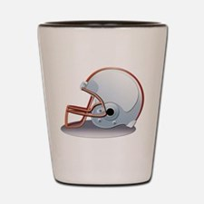 Football No Txt Shot Glass