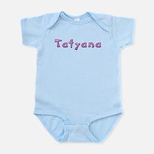 Tatyana Pink Giraffe Body Suit