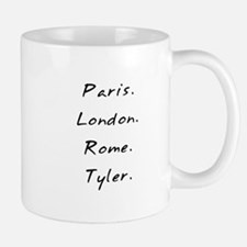 Unique Rome paris london Mug