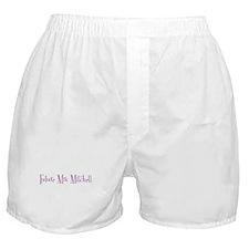 Future Mrs Mitchell Boxer Shorts