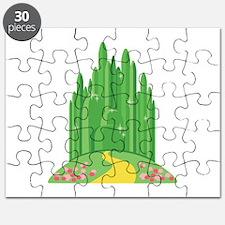 Wizard Of Oz Emerald City Puzzle