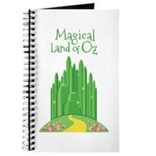 Magical Land Of Oz Journal