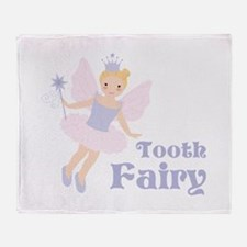 Tooth Fairy Throw Blanket