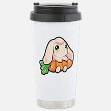 Plain Bunny Travel Mug