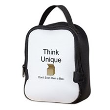 Think Unique Neoprene Lunch Bag
