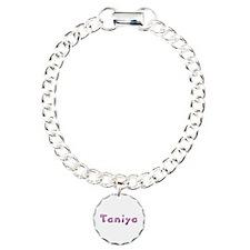 Taniya Pink Giraffe Bracelet