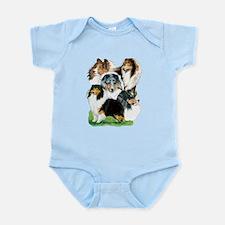 Sheltie Group Infant Bodysuit