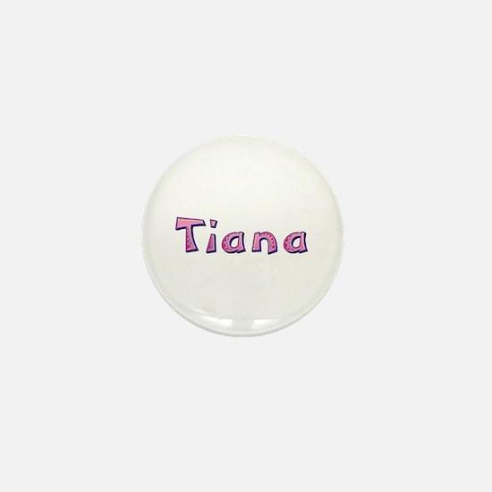 Tiana Pink Giraffe Mini Button