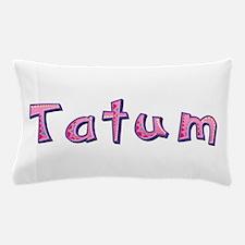 Tatum Pink Giraffe Pillow Case