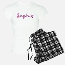 Sophie Pink Giraffe Pajamas