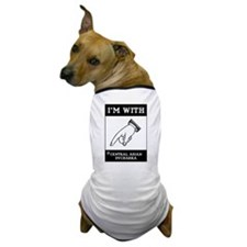With the CAO Dog T-Shirt