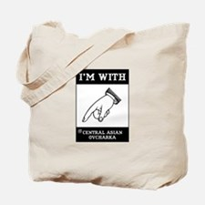 With the CAO Tote Bag