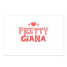 Giana Postcards (Package of 8)