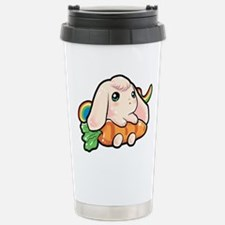 Rainbow Bunny Travel Mug