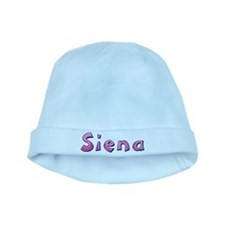 Siena Pink Giraffe baby hat