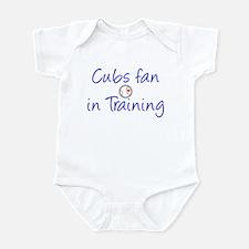 Cubs fan Infant Bodysuit