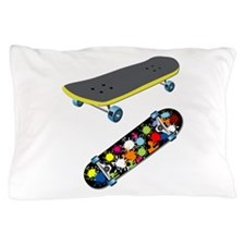 Skateboard - Skateboarding - No Txt Pillow Case