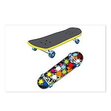 Skateboard - Skateboardin Postcards (Package of 8)