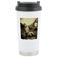 Suffering Of Gods Servant Job Travel Mug