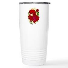 Anime Flora Travel Mug