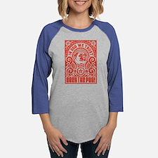 chairman_pug_redtee Long Sleeve T-Shirt