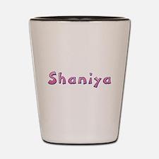Shaniya Pink Giraffe Shot Glass