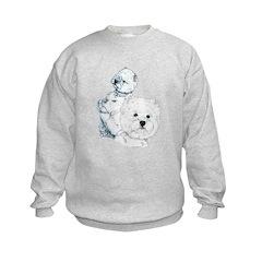 Westie Pair Sweatshirt