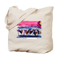 Heart Garden Tote Bag