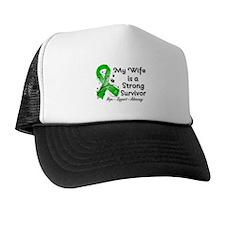 Wife Strong Survivor Trucker Hat