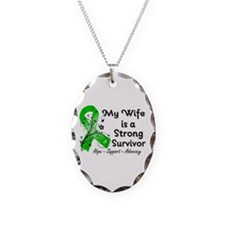 Wife Strong Survivor Necklace