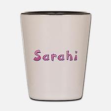 Sarahi Pink Giraffe Shot Glass