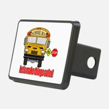 Safer school bus Hitch Cover