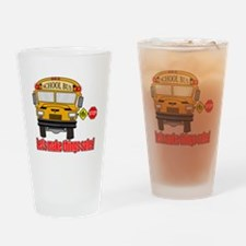 Safer school bus Drinking Glass