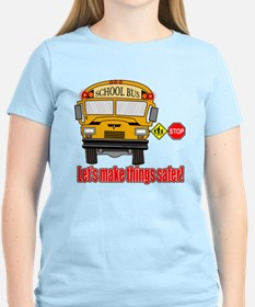 Safer school bus T-Shirt