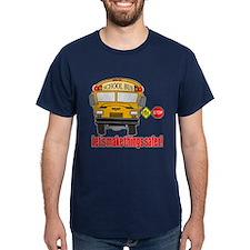 Safer school bus T-Shirt