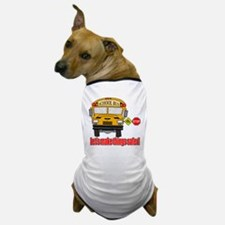 Safer school bus Dog T-Shirt