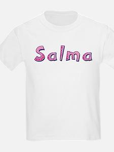 Salma Pink Giraffe T-Shirt