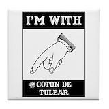 Coton de tulear Drinkware