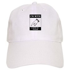 With the Coton Baseball Cap