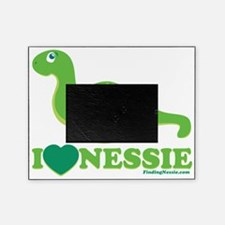 I Love Nessie Picture Frame