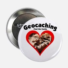Geocaching Heart Button