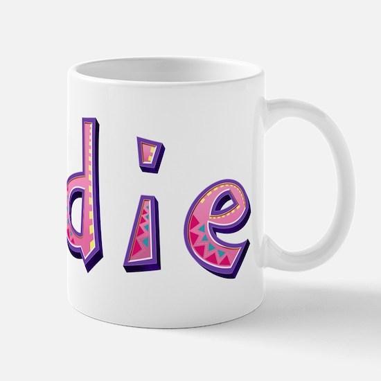 Sadie Pink Giraffe Mugs
