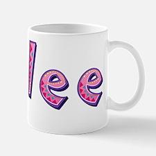 Rylee Pink Giraffe Mugs