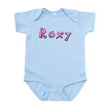 Roxy Pink Giraffe Body Suit