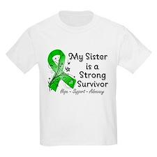 Sister Strong Survivor T-Shirt